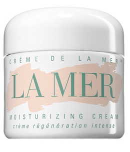 Creme de la Mer, $130 per ounce at Bloomingdales