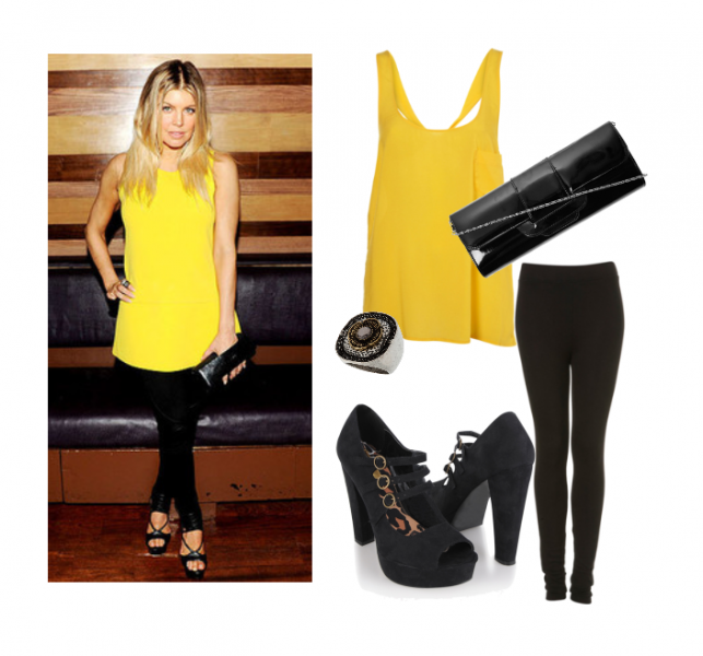 Get the Look for Less, Fergie