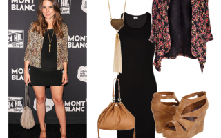 Get the Look Sophia Bush