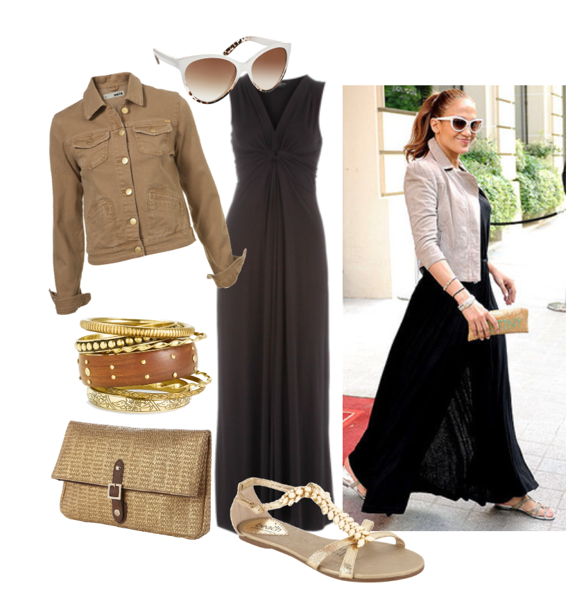 Get The Look For Less Jennifer Lopez The Fashionable Housewife