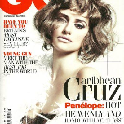Penelope Cruz's Stunning Cover Looks!