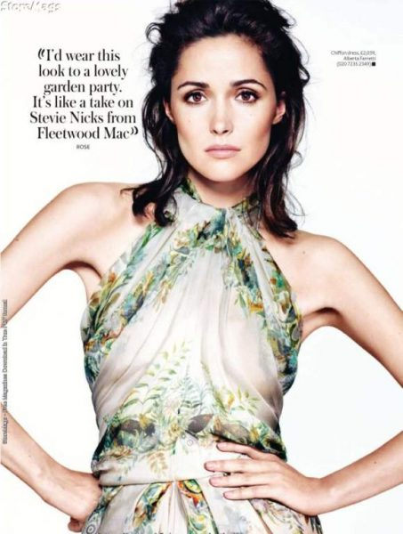 newest celebrity crush rose byrne the fashionable housewife
