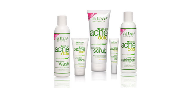 Fight Acne With Powerful Natural Products