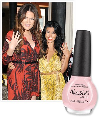 The Kardashians Team Up with OPI for Some Stunning Shades