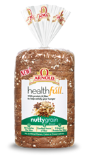 NEW Arnold Nutty Grain Health-full Sandwich Bread Review