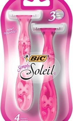 Win a Year's Supply of BIC Simply Soleil Razors! *CLOSED*