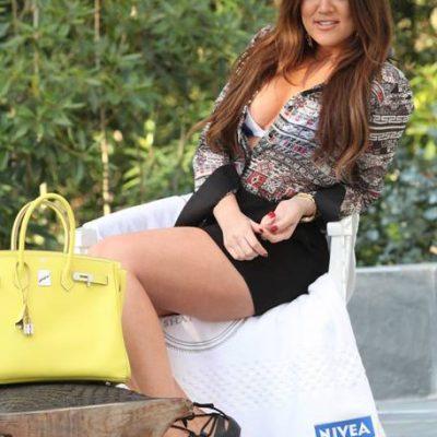 Khloe Kardashian's NIVEA Good-Bye Cellulite, Hello Bikini Challenge