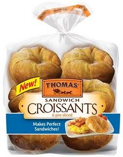 Thomas Fresh Baked Sandwich Croissants