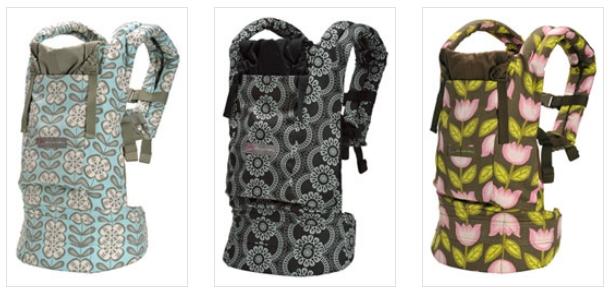Fashionable Baby Carrier – Ergo & Petunia Pickle Bottom Unite!