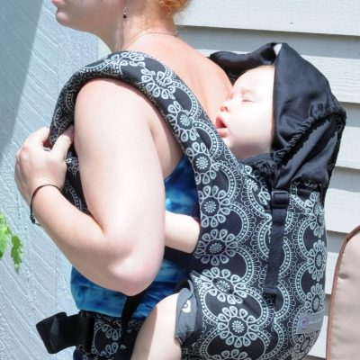 Fashionable ERGO Baby Carriers & Petunia Pickle Bottom