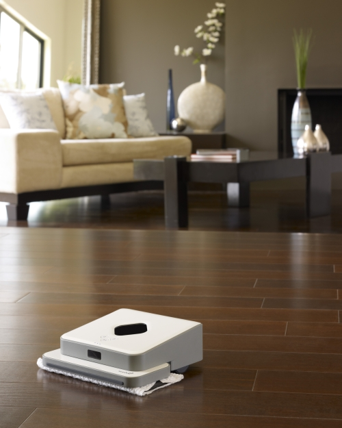 Mint Automatic Hard Floor Cleaner Review The Fashionable
