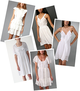 What To Wear Under White Clothes The
