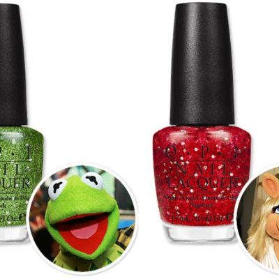 Muppet Collection from OPI, What?!