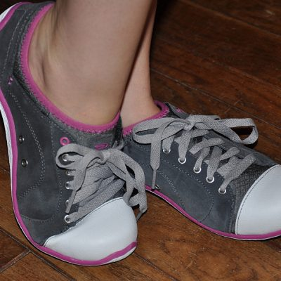 Dr. Scholl's Shoes Jamie Trainer Sneakers Review