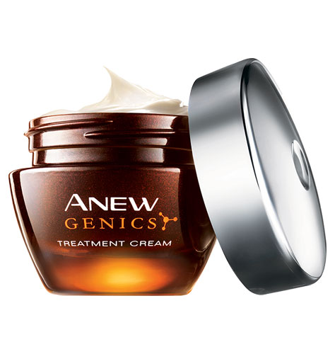 Look 10 years younger with Avon ANEW Genics :The Fashionable Housewife from thefashionablehousewife.com