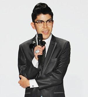 You Can Chat Live with Project Runway's Mondo Guerra!