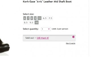 Scored: Kork-Ease Avis Mid Boots on Rue La La