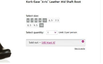 Scored: Kork-Ease Avis Mid Boots on Rue La La