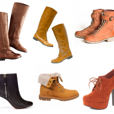 Fall's Hottest Boots aka My Wish List