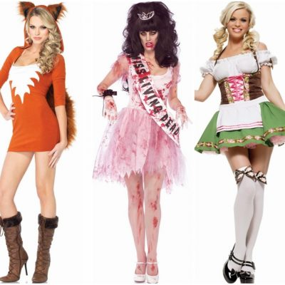 Great Halloween Costumes from My Diva's Closet