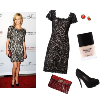 Get the Look for Less, Charlize Theron