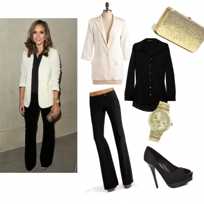 Get the Look for Less, Jessica Alba