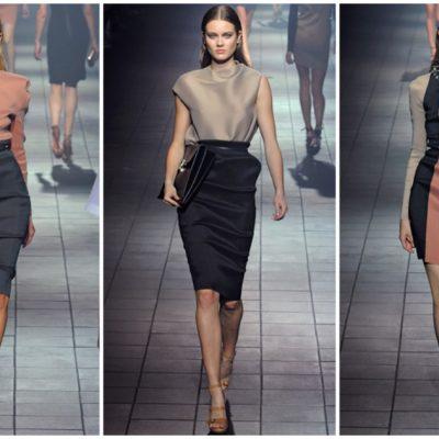 Lanvin Spring 2012 Paris Fashion Week