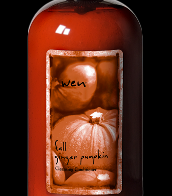 WEN Fall Ginger Pumpkin Cleansing Conditioner Review