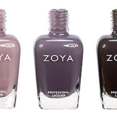 Zoya's Fall 2011 Nail Polish Line