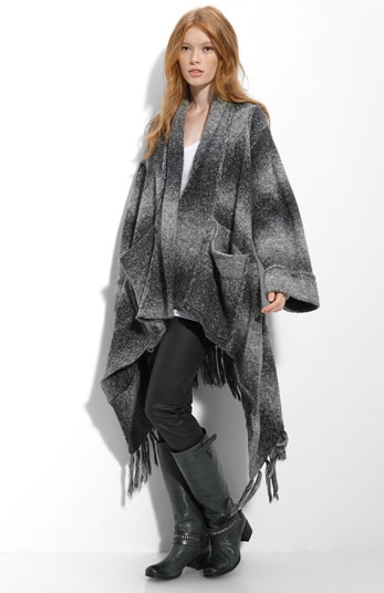 "Scored: Line ""Tristan"" Grey Cardigan on Rue La La"