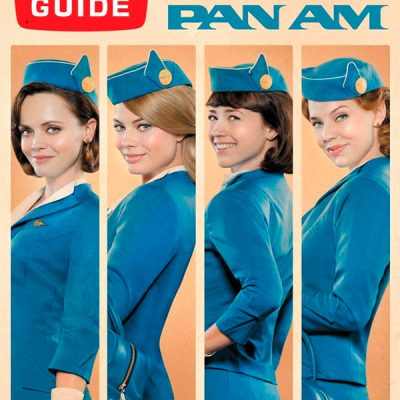 Pan Am Inspired Fall Fashion