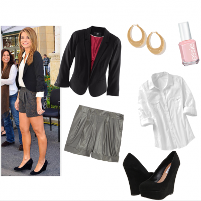 Get the Look for Less, Maria Menounos