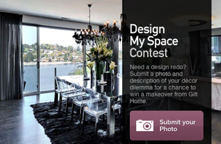 Enter Gilt Home's Facebook Photo Contest to Win a Home Makeover