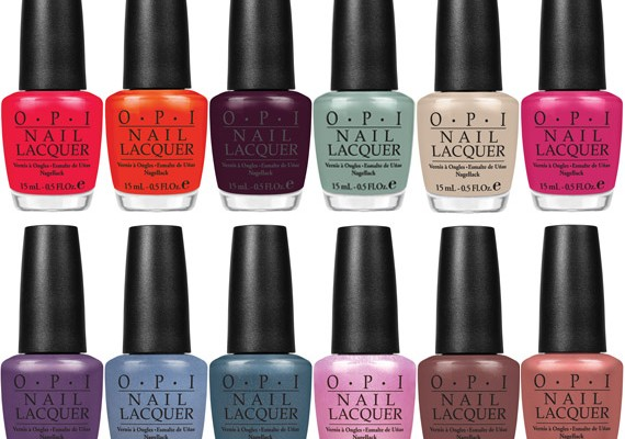 New OPI Spring 2012 'Holland' Collection Debuts in February