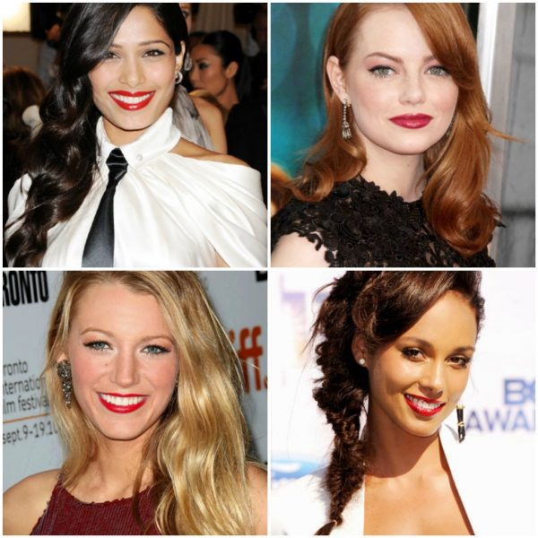 Get Gorgeous Red Lips for the Holidays!