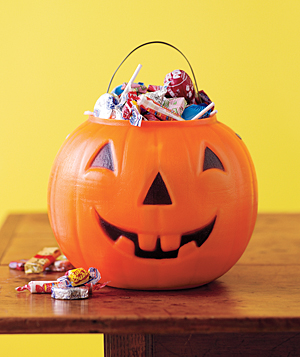 Trick-or-Treat for Healthy Teeth