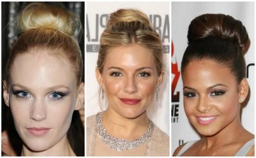 Marvelous Get The High Bun Hairstyles Just Like Celebs Love The Short Hairstyles For Black Women Fulllsitofus