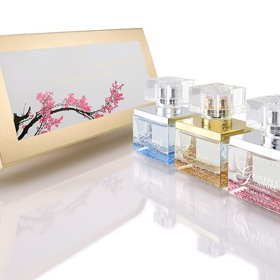 12 Days of Giveaways Day 11: Elizabeth Grant's Favourite Perfume Collection ($95 RTV) *CLOSED*