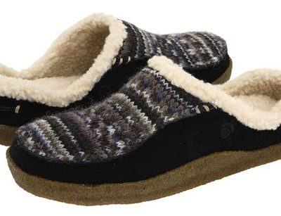 Acorn Ilsa Slippers Review & Shoeline Giveaway