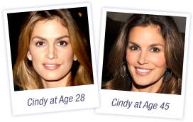 How to Get Cindy Crawford's Beautiful Skin
