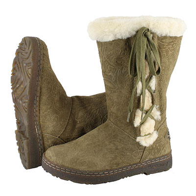 Best Winter Snow Boots: Bearpaw Bristol Lined Boots