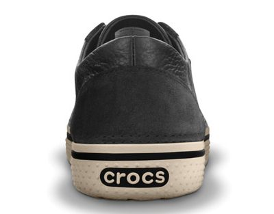 Crocs Hover Lace-up Comfortable Leather Sneakers Shoes Review