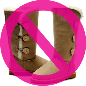 Uggs: The Forbidden Footwear