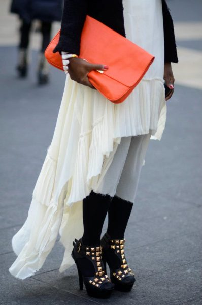 Fashion White is the New Fashion Black