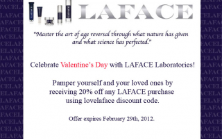 Celebrate the holiday of love with LAFACE