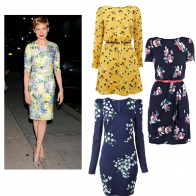 Get the Looks, Spring 2012 Florals