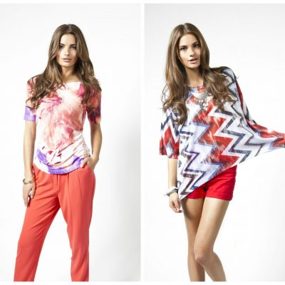 Nally and Millie Spring Line Opens with Colors and Prints!