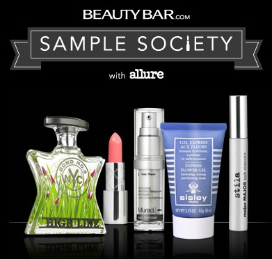 Beauty Bar & Allure Launch 'Sample Society'