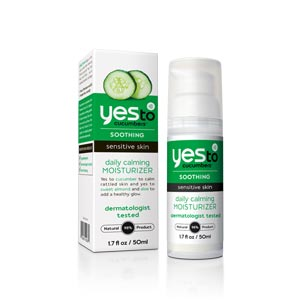 Product Review: Yes to Cucumbers Daily Calming Moisturizer + Hypoallergenic Body Lotion