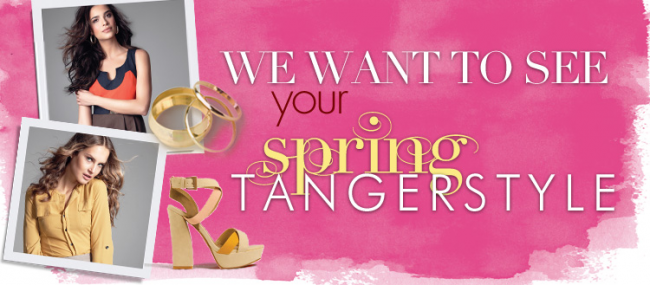 Tanger Be Your Own Stylist Facebook Sweepstakes